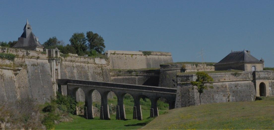 Citadelle de Blaye Aquitaine