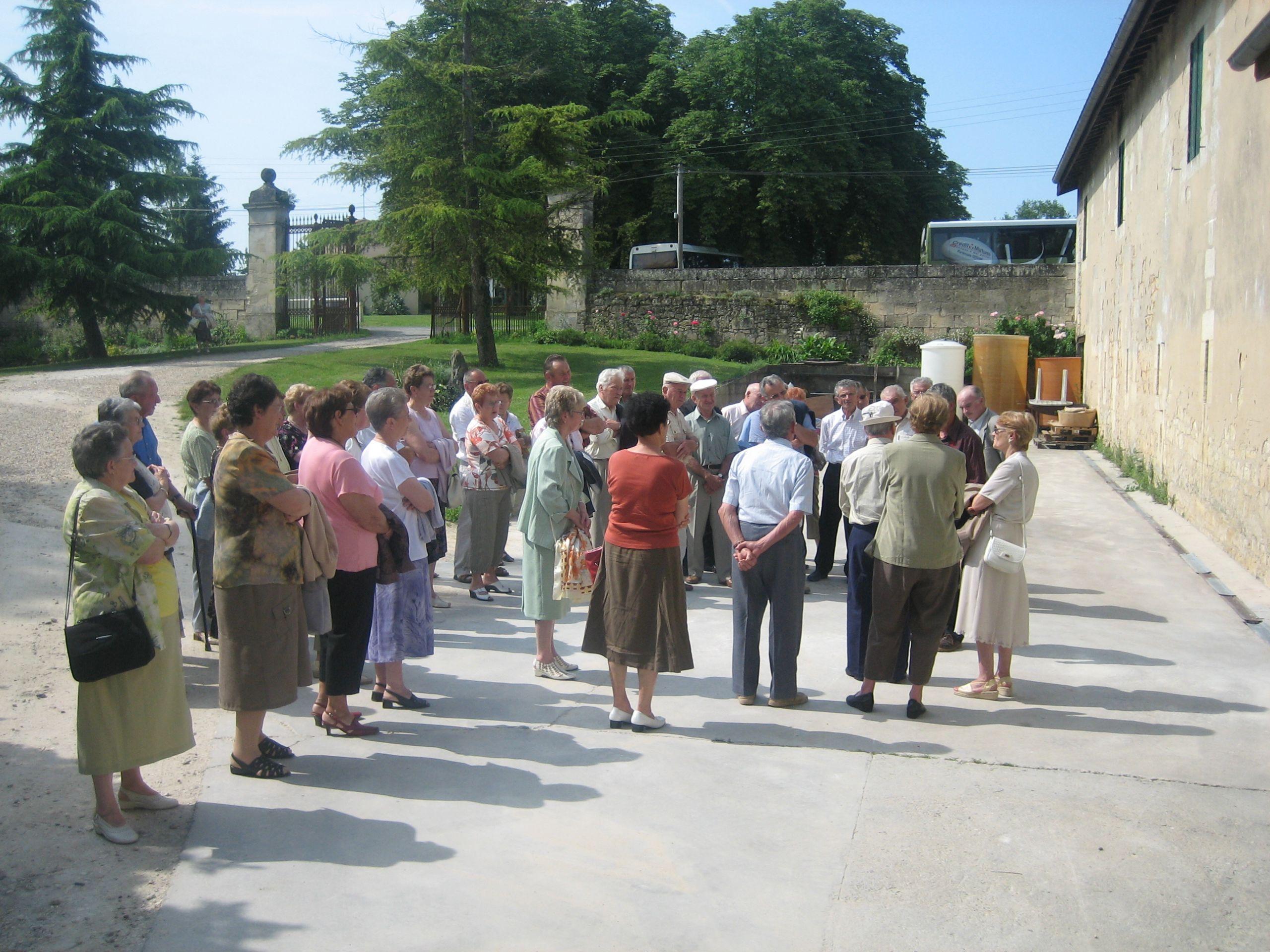 visite oenotourisme chateau de l'hurbe